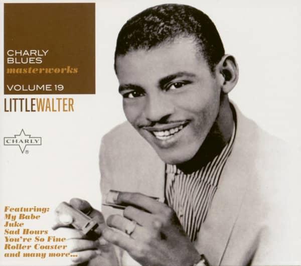 Charly Blues Masterworks Vol.19 - Little Walter (CD)