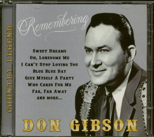 Remembering (CD)