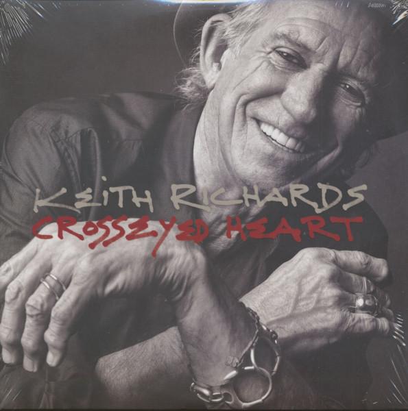 Crosseyed Heart (2-LP)