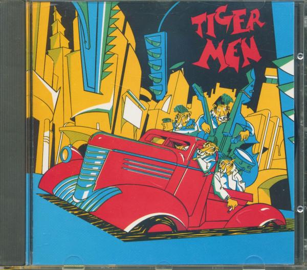 Tiger Men (CD)