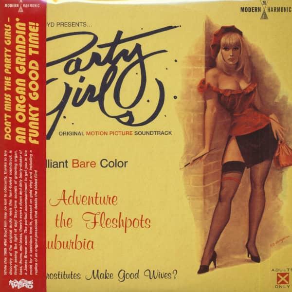 Party Girls - Original Motion Picture Soundtrack (LP, Colored Vinyl)