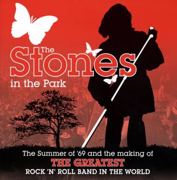 The Stones In The Park - Richard Havers