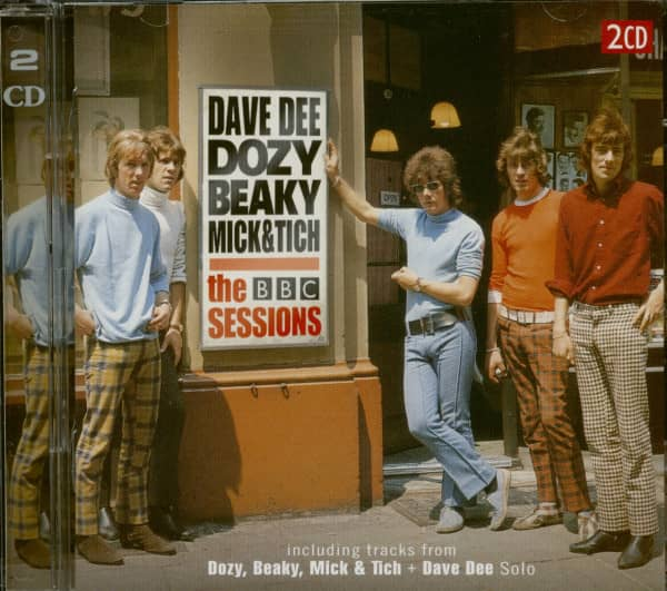 The BBC Sessions (2-CD)