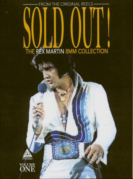 Sold Out! The Rex Martin 8mm Collection Vol.1 (2-DVD)