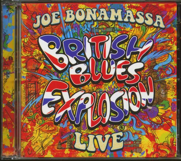 British Blues Explosion Live (2-CD)