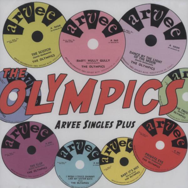 Arvee Singles Plus (EU)