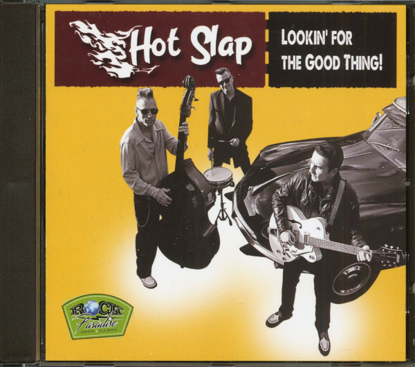 Lookin' For The Good Thing! (CD)