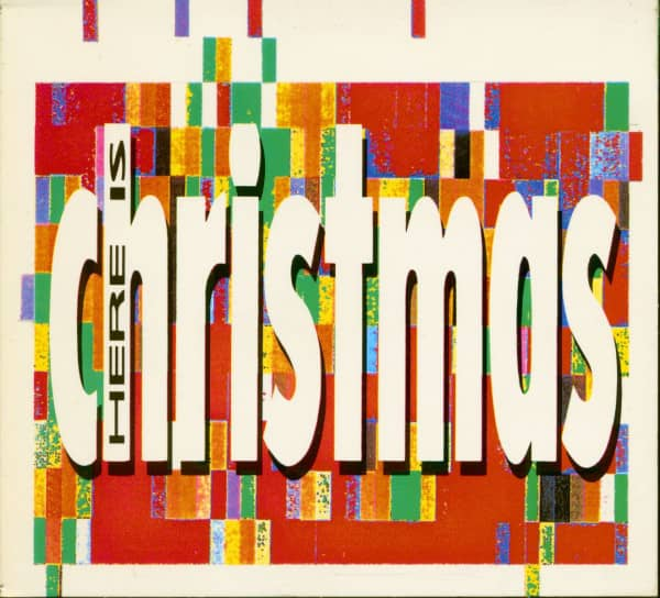 Here Is Christmas (CD)