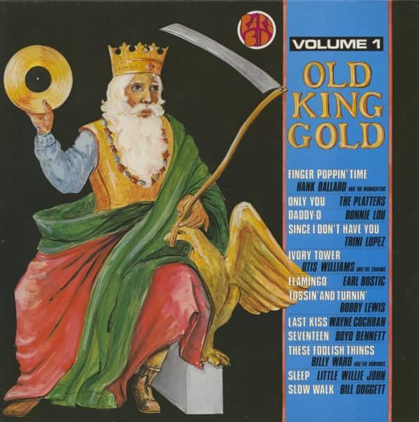 Old King Gold Vol.1 (LP)