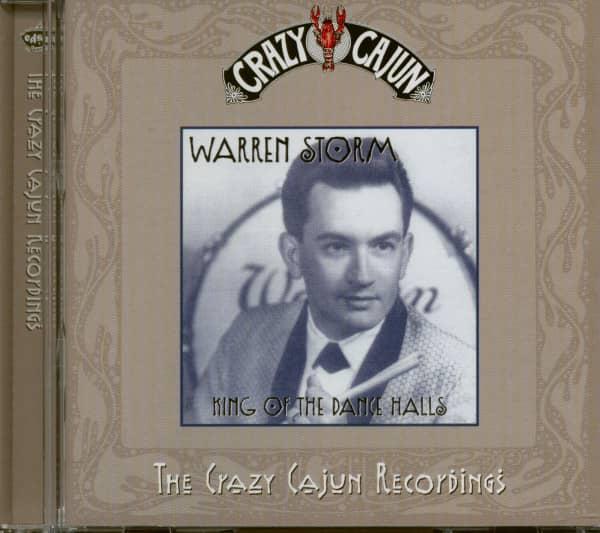 King Of The Dance Halls - Crazy Cajun Recordings (CD)