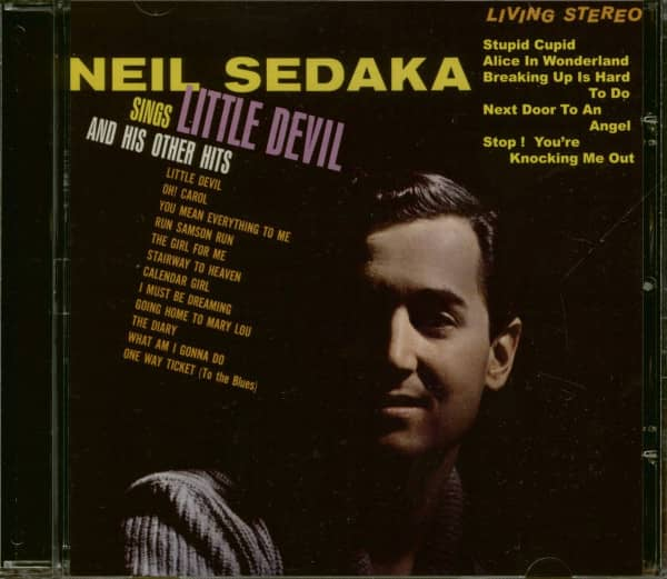 Sings Little Devil And His Other Hits (CD)