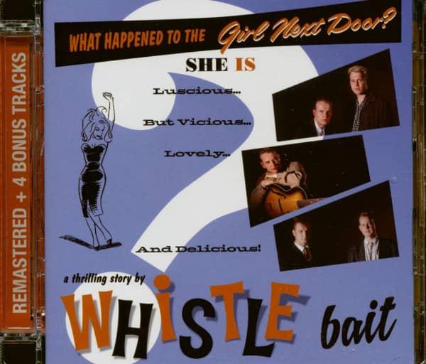 What Happened To The Girl Next Door? (CD)