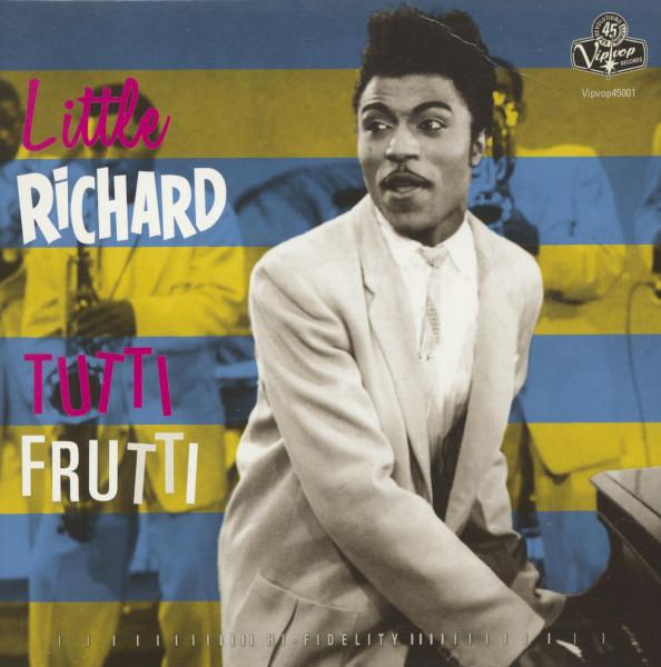Tutti Frutti - Ready Teddy (7inch, 45rpm, PS)