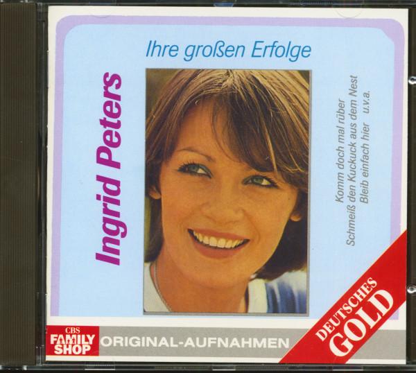 Ihre großen Erfolge (CD)