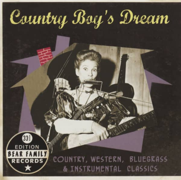 Country Boy's Dream 33 3 - 3 Country, Western