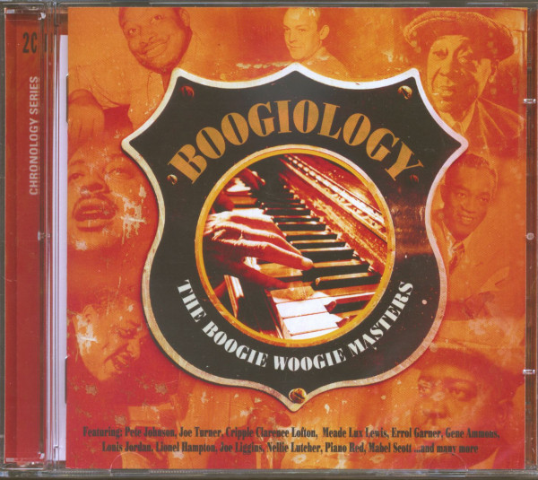 Boogiology - The Boogie Masters (2-CD)