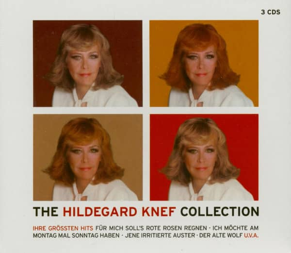 The Hildegard Knef Collection (3-CD)