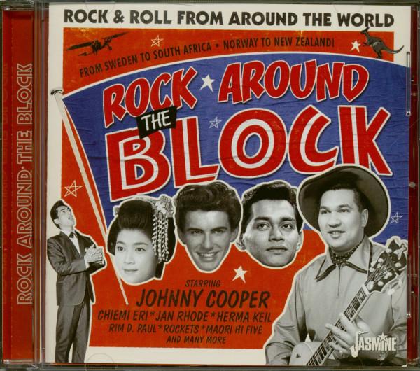 Rock Around The Block (CD)