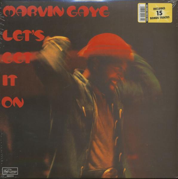 Let's Get It On ... plus (2-LP, 180g Vinyl)