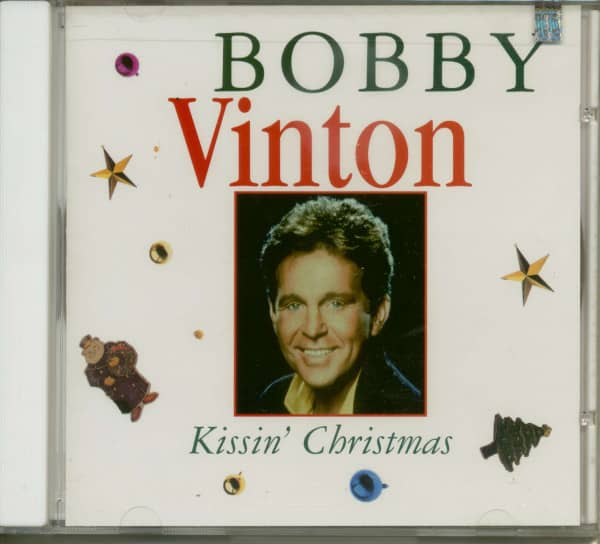Kissin' Christmas (CD, Cut-Out)