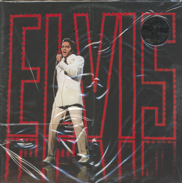 Elvis - NBC-TV Special (LP, 180g Vinyl, Ltd. Deluxe Edition)