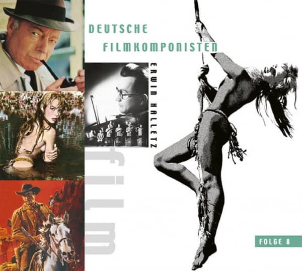 Grosse deutsche Filmkomponisten Vol.8
