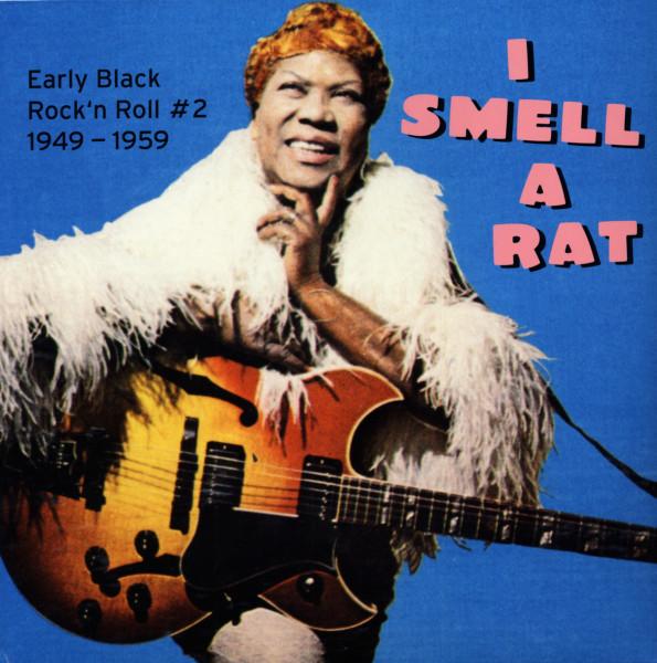 I Smell A Rat - Black R&R 1949-59 (2-LP)