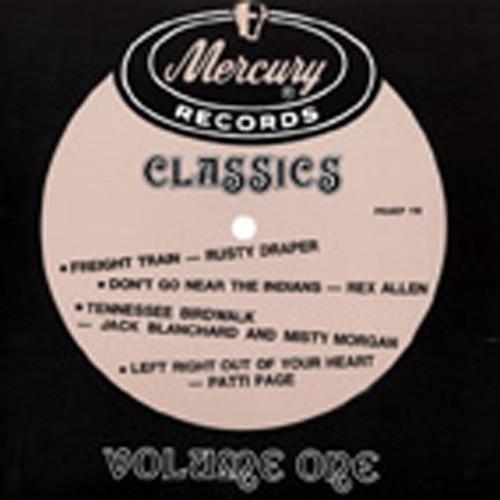 Mercury Records Classics 7inch, 45rpm, EP, PS, SC - (AUS)