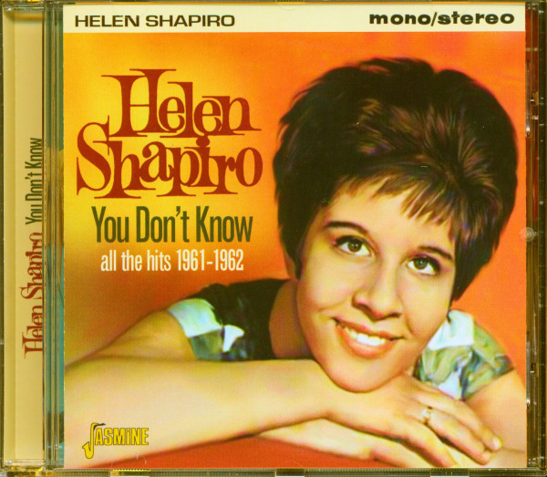 You Don't Know - All The Hits 1961-1962 (CD)