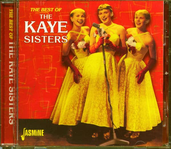 The Best Of The Kaye Sisters (CD)
