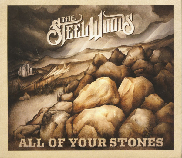 All Of Your Stones (CD)