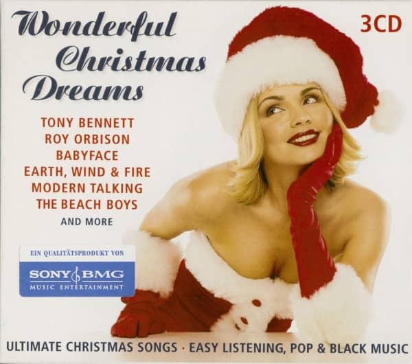 Wonderful Christmas Dreams (3-CD)