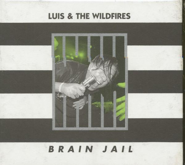Brain Jail (CD)