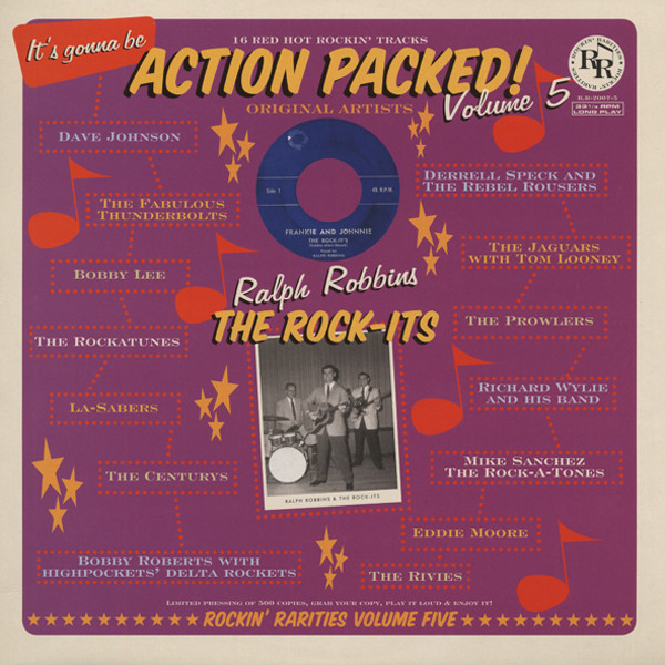 Action Packed! Vol.5 (LP)