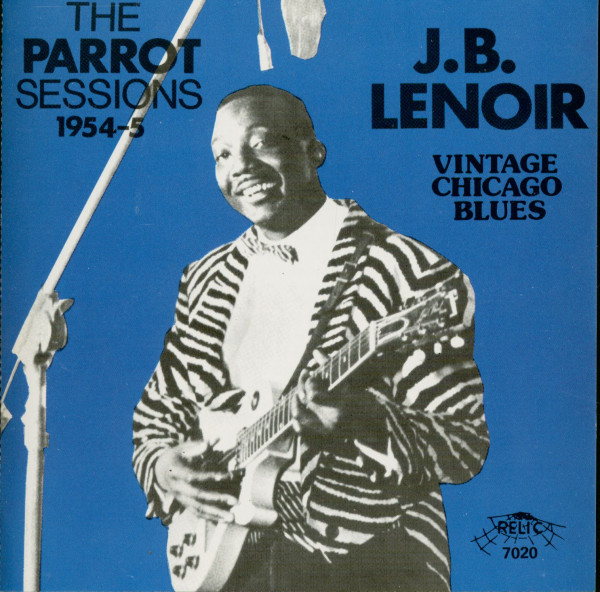 The Parrot Sessions 1954-55 (CD)