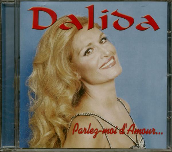 Parlez-moi d'amour...(CD)