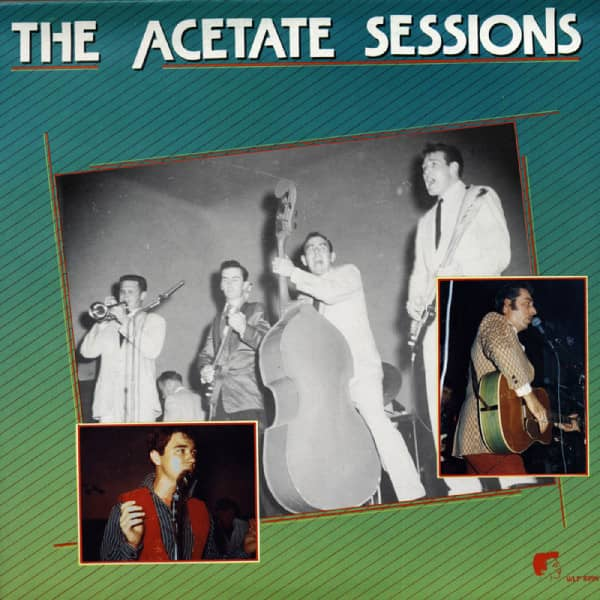 The Acetate Sessions (LP)