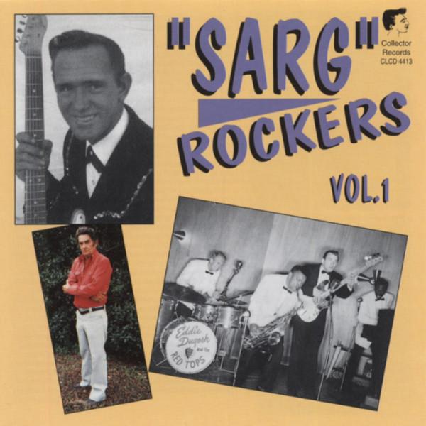 Vol.1, Sarg Rockers