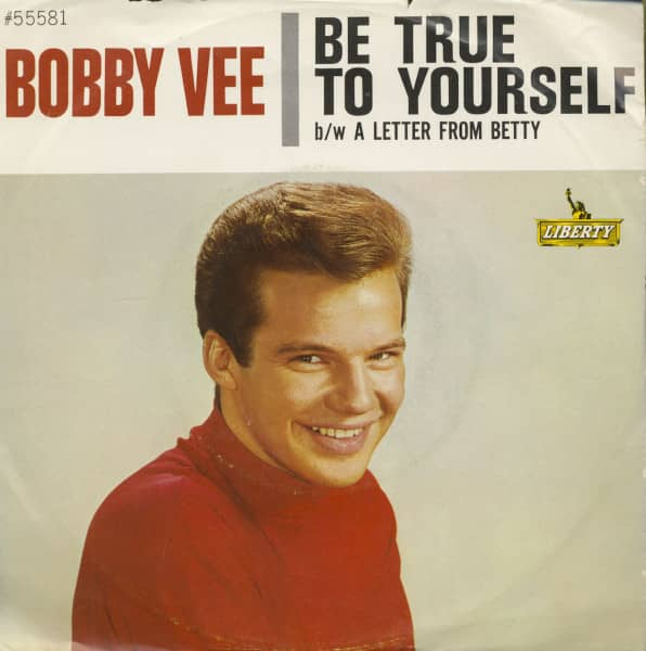 Be True To Yourself - A Letter From Betty (7inch, 45rpm, PS)