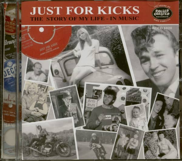 Just For Kicks (CD)