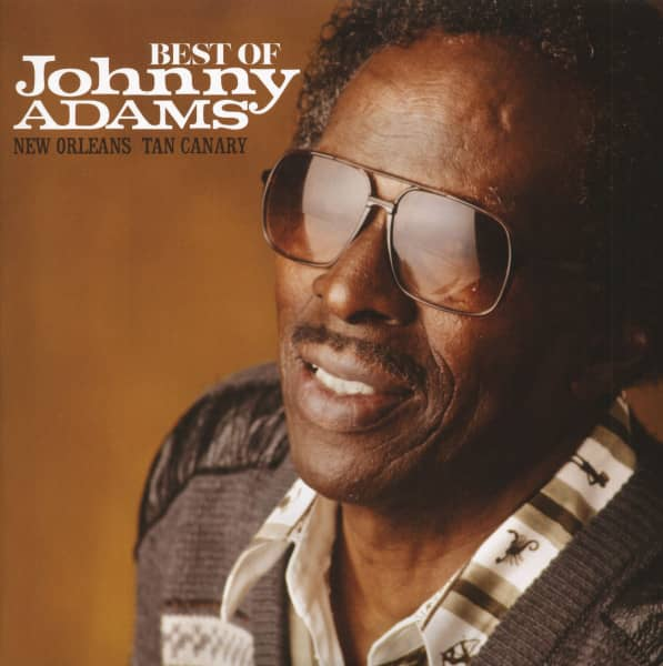 Best Of Johnny Adams - New Orleans Tan Canary (2-LP)