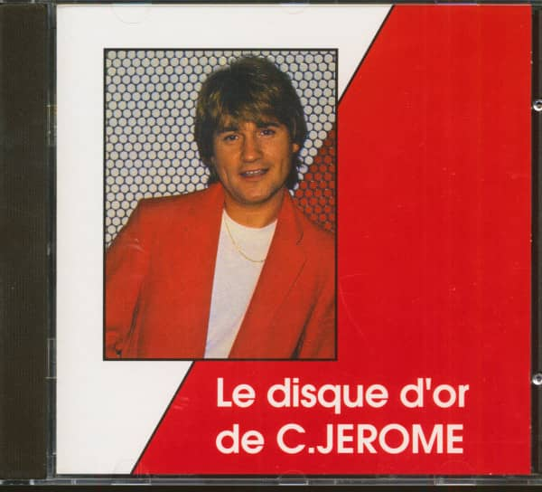 Le Disques D'Or De C. Jerome (CD)