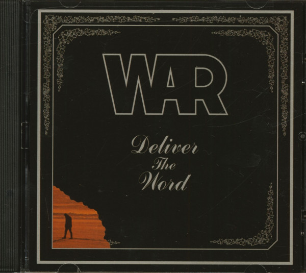 Deliver The World (CD)