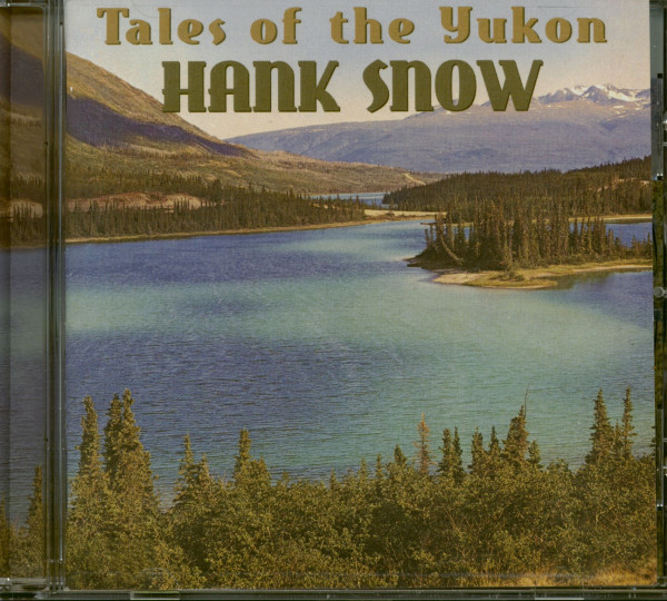 Tales Of The Yukon (CD)