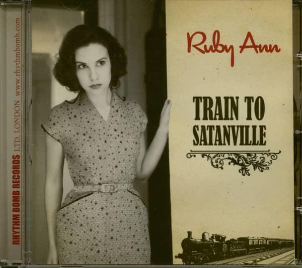 Train To Satanville (CD)