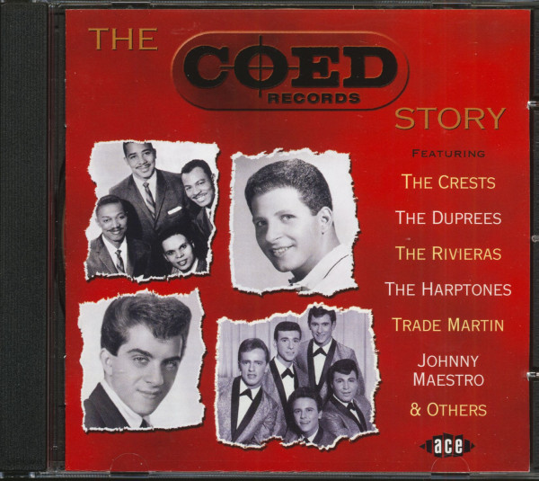 The Coed Records Story (CD)