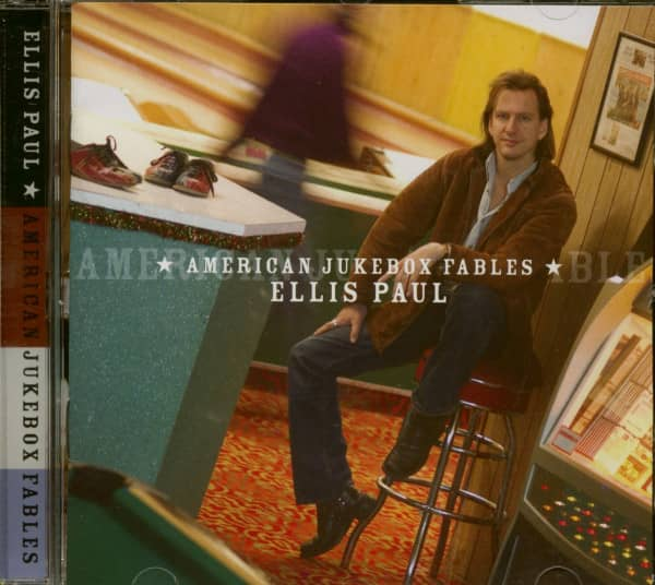 American Jukebox Fables (CD, Cut-Out)