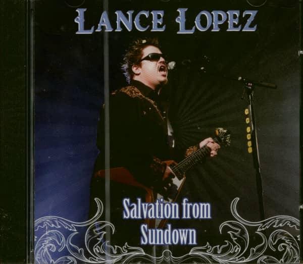 Salvation From Sundown (CD)