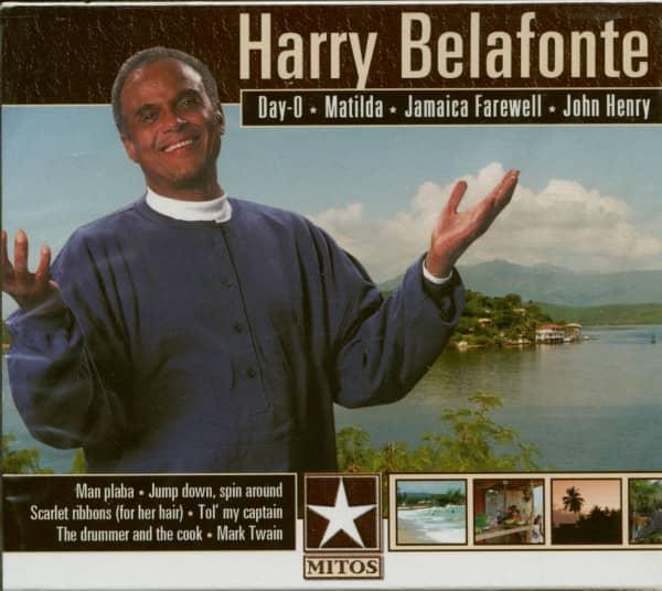 Harry Belafonte (CD)