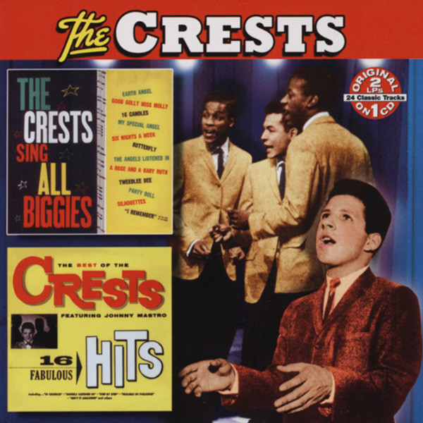 Sing All Biggies - The Best Of The Crests